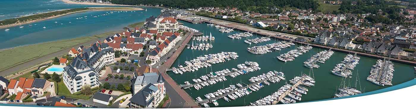 Port guillaume port de plaisance de dives cabourg houlgate - Location port guillaume dives sur mer ...